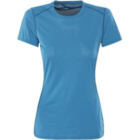 Arc'teryx Phase SL Bluzka z krótkim rękawem Kobiety niebieski